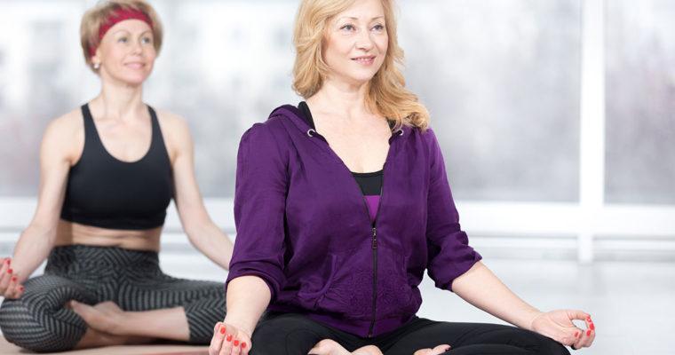 Vivere bene la menopausa nel corpo e nella mente